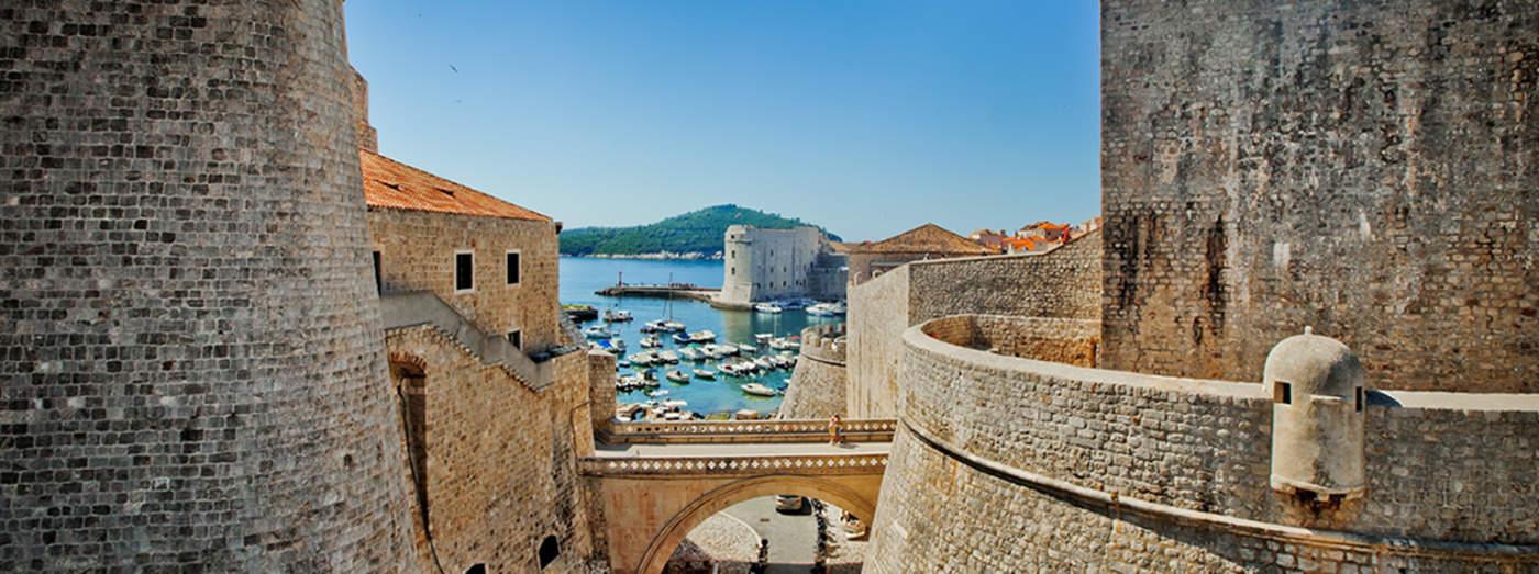 Dubrovnik-forts