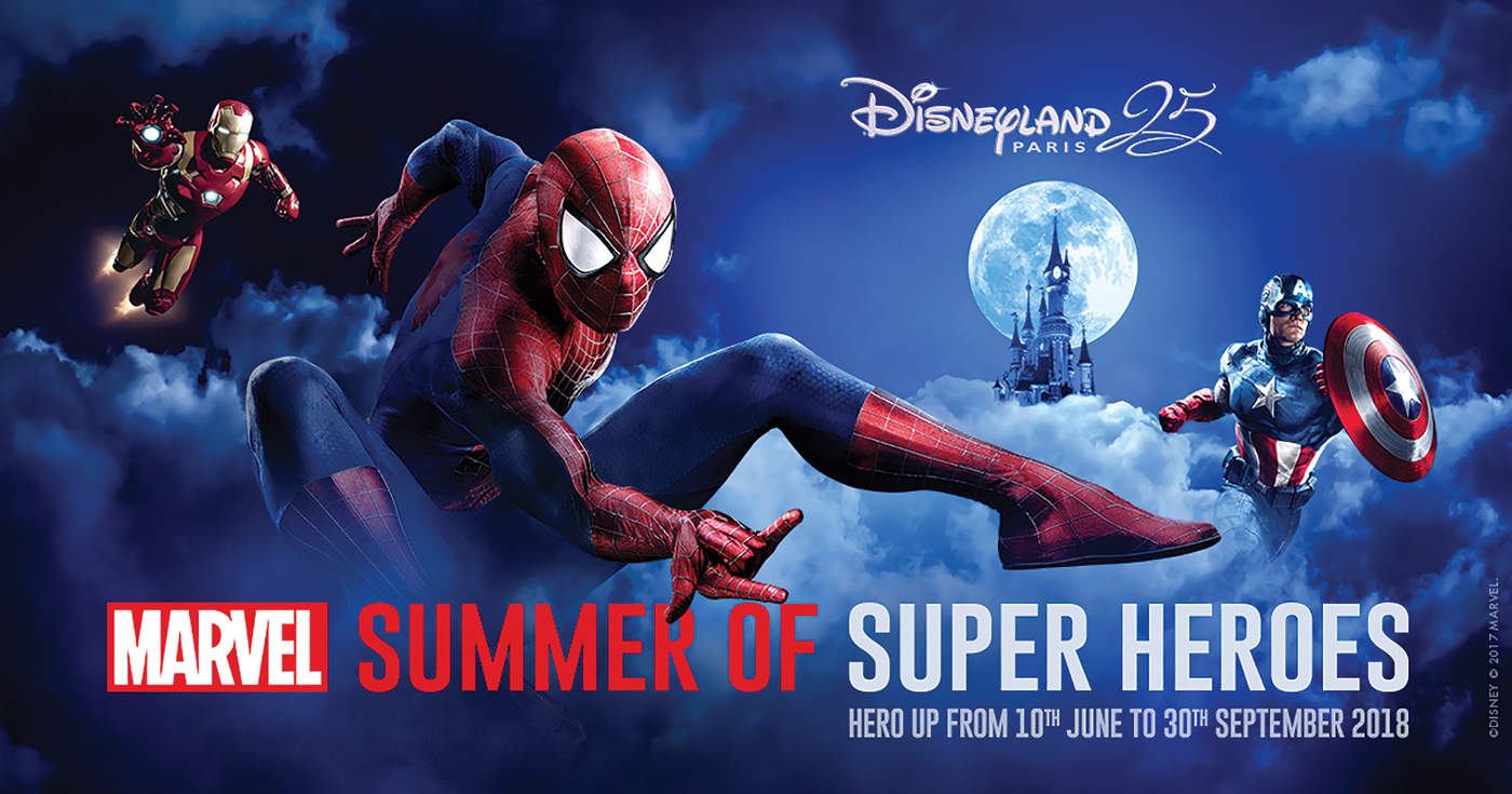 summer of super heroes