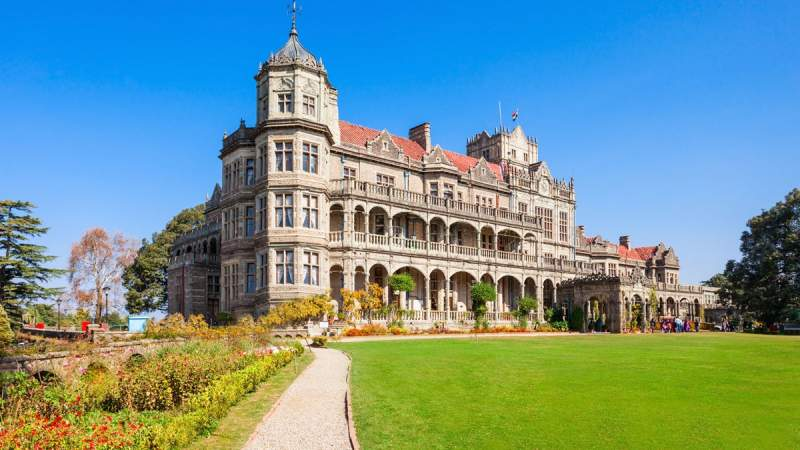 Viceregal Lodge (Indian Institute of Advanced Study) is a research institute  in Shimla, India