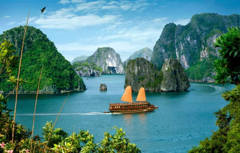 Vietnam Tour - Ha Long bay 18