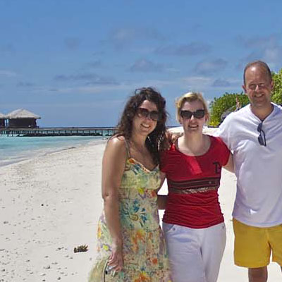 Carefree Travel Expert Claire's Maldives Experience