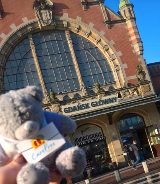 Rosie's Trip To Gdansk