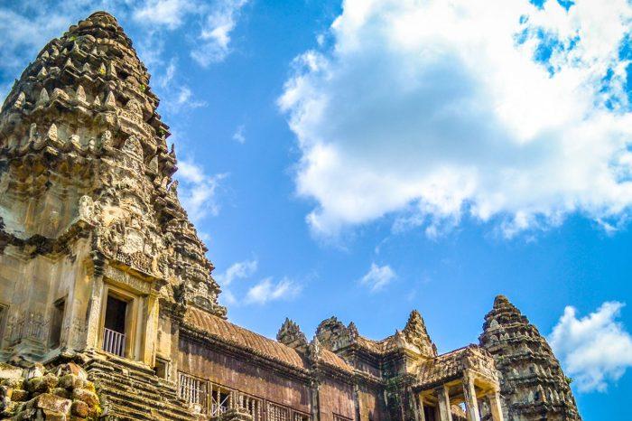 Angkor To The Bay