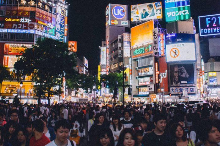 Japan – Tokyo to Osaka