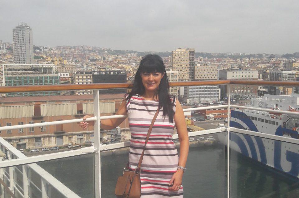 Elizabeth's Familiarisation Trip On-Board Norwegian Epic