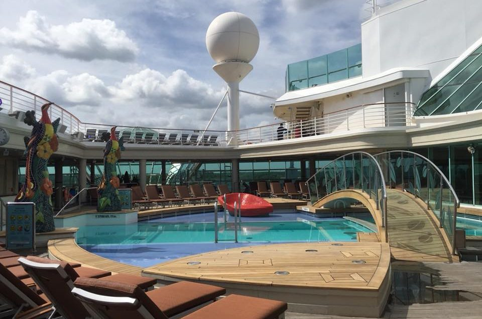 Mandy's Familiarisation Trip On-Board Independence of the Seas