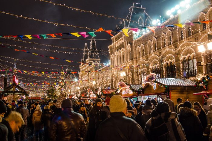 Christmas Markets & New Years Celebrations