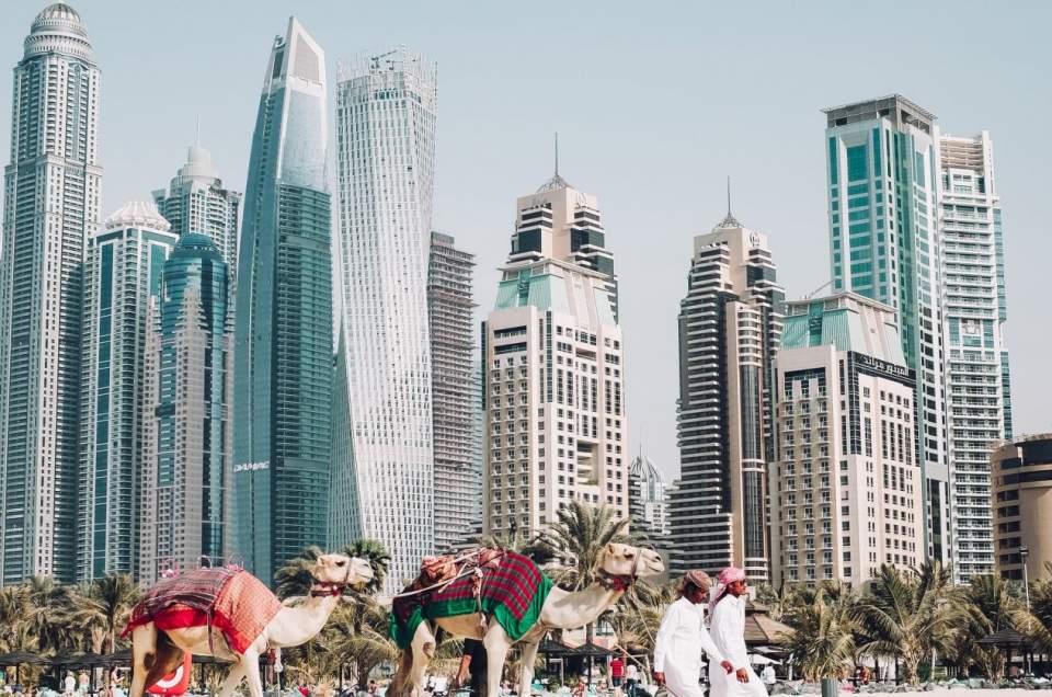 Mandy's Familiarisation Trip To Dubai