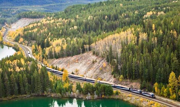 Alaska Cruise & Rocky Mountaineer