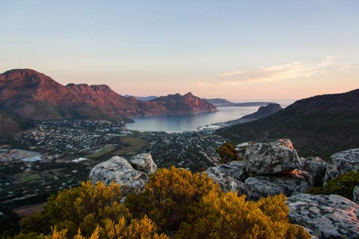 Cape Town & Mauritius