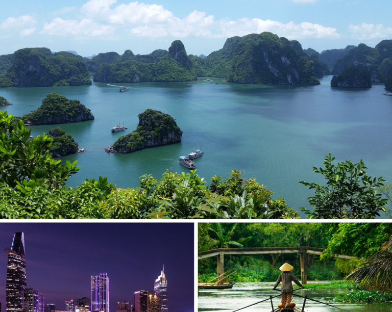 Explore Vietnam With Other Local Carefree Travel Clients!