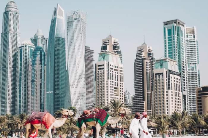 MSC Bellissima – Dubai Cruise