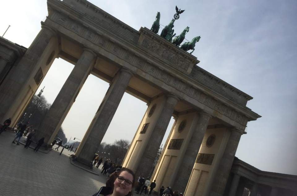 Mandy's European Rail Adventure to Berlin, Prague & Vienna