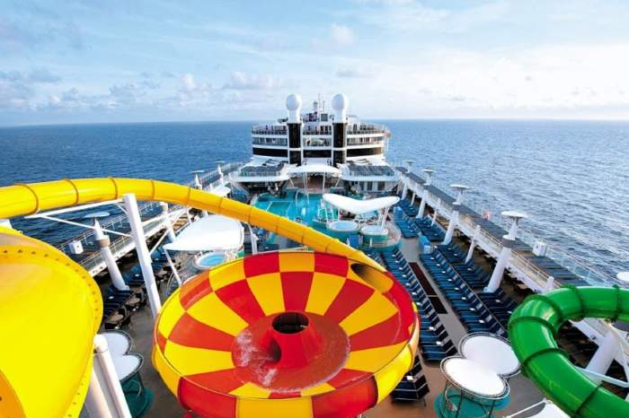 Western Med Cruise with NCL Epic