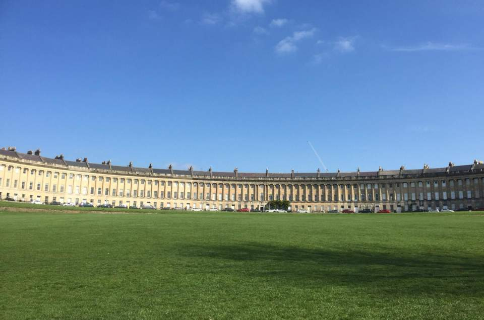 The Beauty of Bath - Mandy's Trip