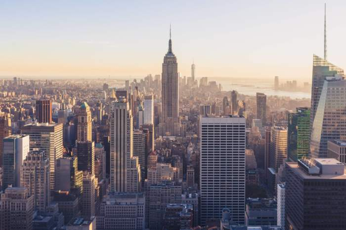 New York Stay + Canada Cruise – Sept 20