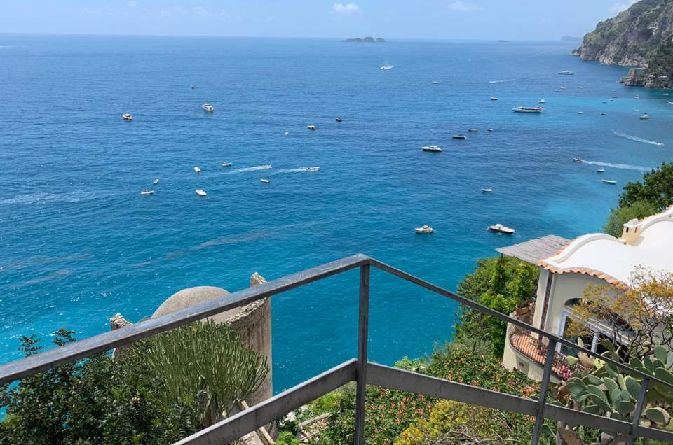 Richard & Sarah's Time In Sorrento – May 2019