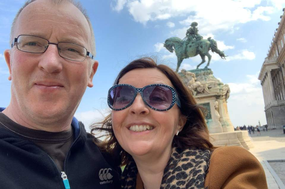 Richard & Sarah's Trip To Budapest – March 2019