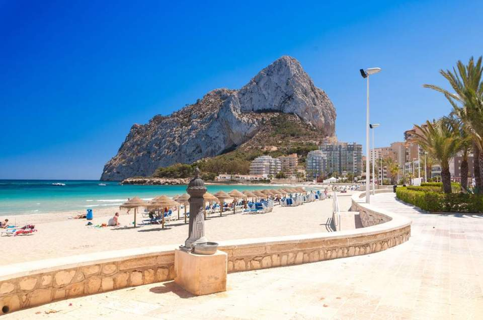 Richard's Review on Calpe