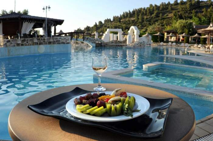 5* Athena Pallas Halkidiki Greece