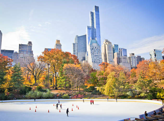 Autumn & Xmas/New Years New York Offers