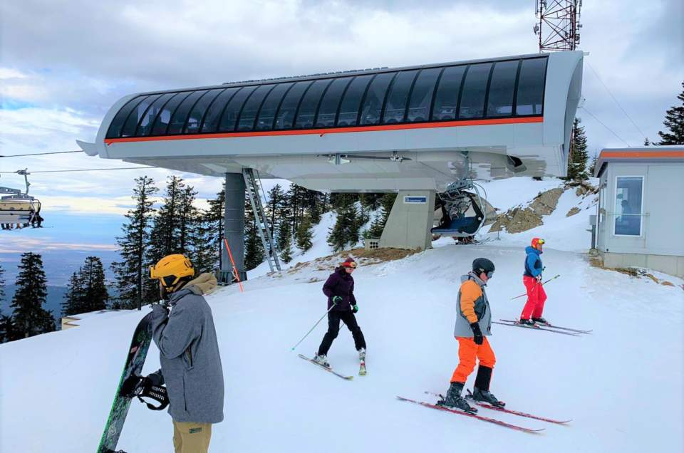 Richard's Romania Learn To Ski Trip - March 2020