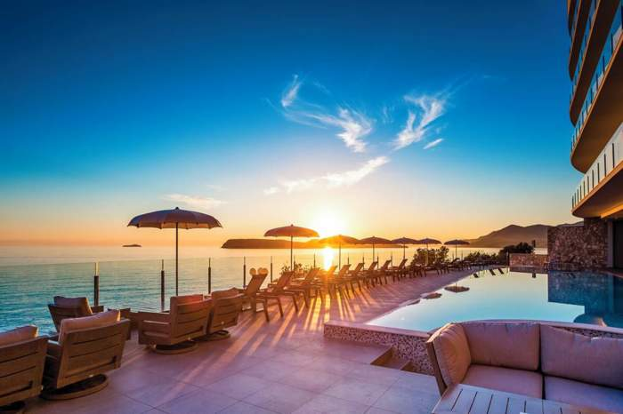 4*Plus Royal Blue Hotel, Lapad, Dubrovnik
