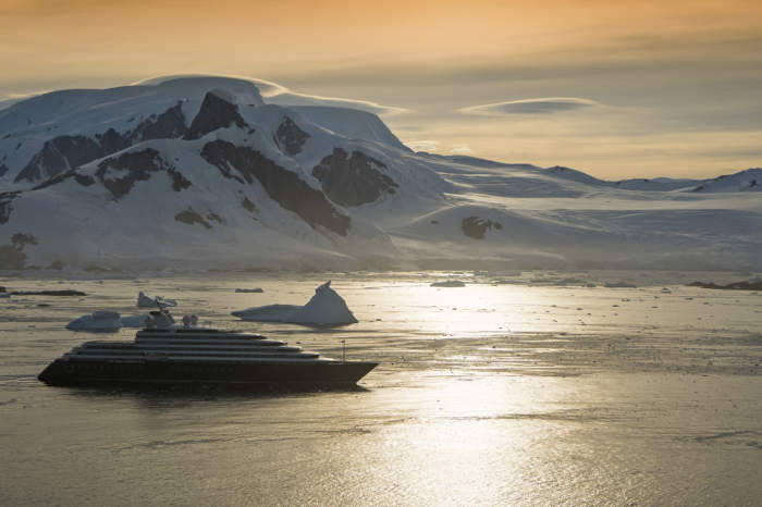 Ultra Luxury 6* Yacht Experience – Scenic Eclipse